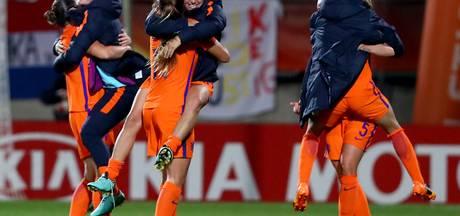 De mooiste foto's van het groepsduel tussen Oranje en België