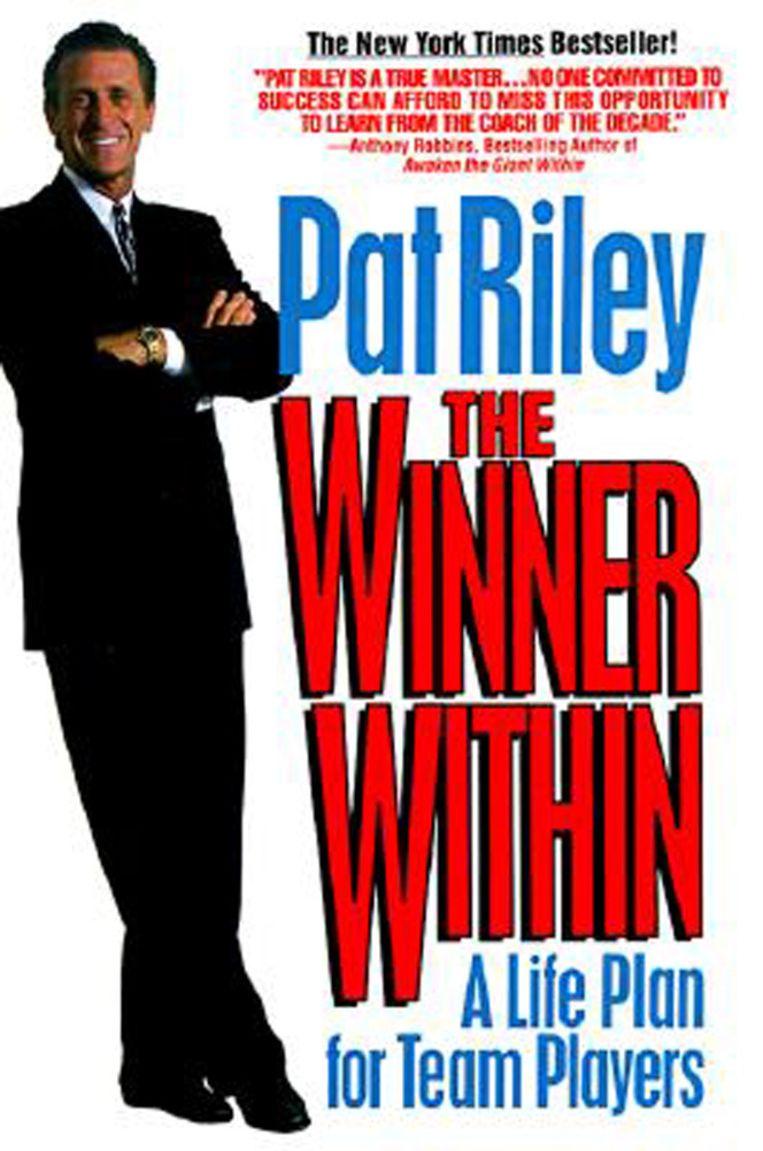 The Winner Within van Pat Riley Beeld -