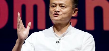 Alibaba stijgt in Hongkong na optreden 'vermiste' topman Jack Ma