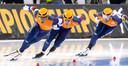 Dai Dai Ntab, Kai Verbij en Tomas Krol pakken goud na een diskwalificatie van Canada.