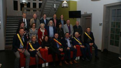 Zeemzoete installatie nieuwe gemeenteraad, met bittere toets