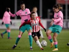 PSV-speelster Kuijpers neemt Barcelona mee in haar rugzak: 'Gaaf om mee te maken'