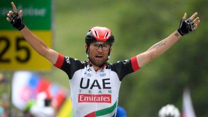 Landa bezwijkt in slotkilometer, Ulissi profiteert en pakt vijfde rit in Zwitserland, Porte nieuwe leider