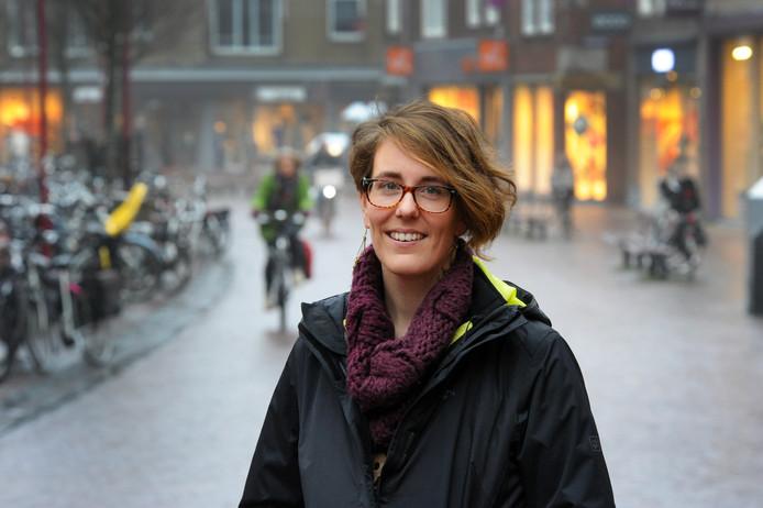 Middelburg - stadsdichter Anna de Bruyckere