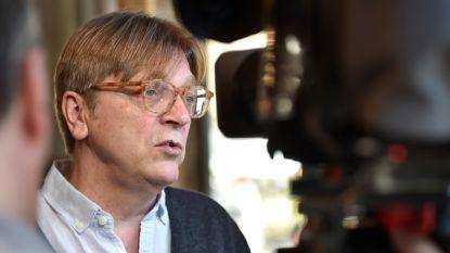Verhofstadt vormt beweging met partij Macron