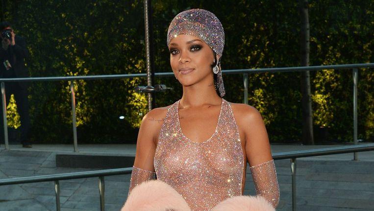 Rihanna. Beeld ANP