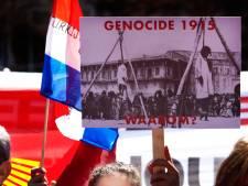Turkije roept Nederlandse diplomaat op het matje vanwege Armenië