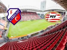 FC Utrecht en PSV treffen elkaar voor de 50ste keer