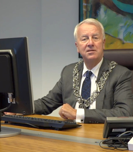 VIDEO: Burgemeester Noordanus rekent op een 'mooi feest'