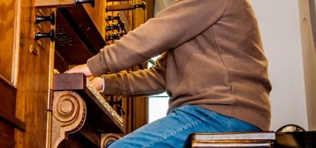 Organist Ad van Sleuwen maakt cd op Beeks orgel