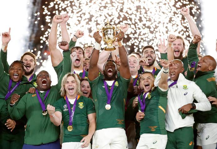 Les Springboks peuvent exulter: ils sont de retour sur le toit du monde de la planète rugby.