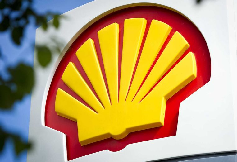 Shell-logo Beeld anp