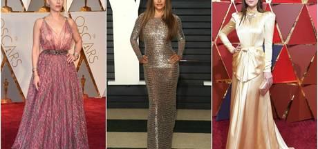 Wie droeg de mooiste en lelijkste jurk bij de Oscars?