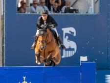 Van der Vleuten wedt nu op twee paarden: 'Fijn om bij zo'n topwedstrijd een keer thuis te kunnen slapen'
