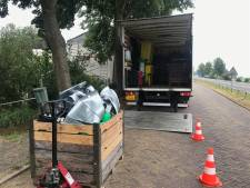 Apparatuur hennepplantage Wijhe in beslag genomen