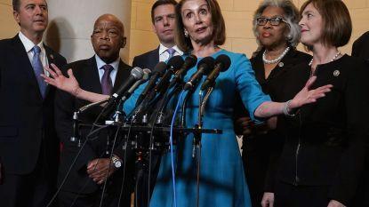 Democraten nomineren Nancy Pelosi (78) dan toch voor voorzitterschap Amerikaans Huis van Afgevaardigden