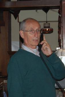 Oud-kastelein George Willems overleden aan coronavirus: heel Oirschot was welkom bij café de Sjors