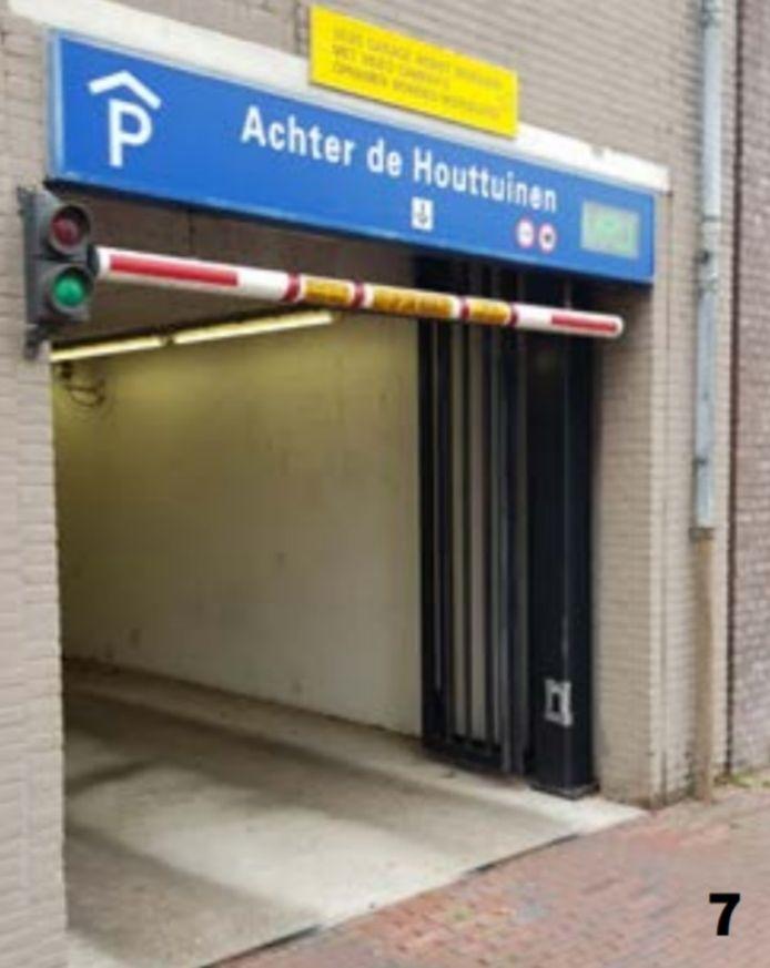 Parkeergarages Middelburg