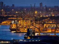Langzaamaanacties bij Uniport: driekwart van havenwerkers moet op zoek naar een nieuwe baan