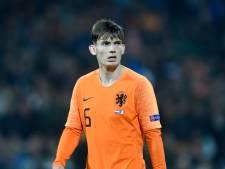 Geschorste De Roon ontbreekt bij afsluitend kwalificatieduel met Estland