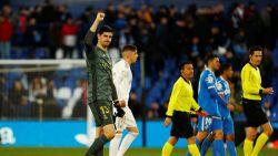 """Spaanse media over  Courtois: """"De beste keeper ter wereld"""""""