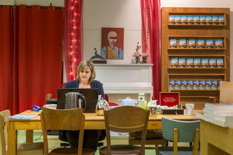 Boekhandel Van Kemenade & Hollaers, Breda Beeld Pauline Niks