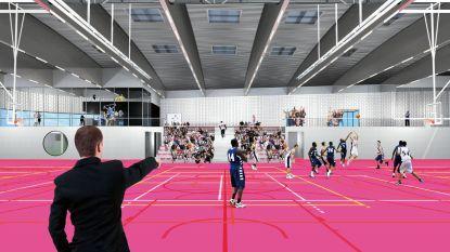 Sporten in Bertem? Vanaf 2020 in nieuwe, knalroze sporthal