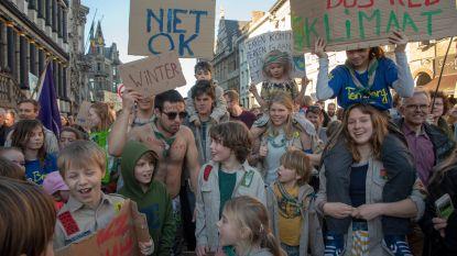 Minstens 10.000 deelnemers op Gentse klimaatmars