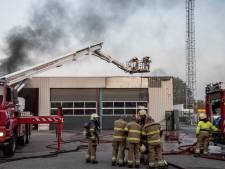 Jongetje op terras ontdekt brand in Beugen en voorkomt zo erger