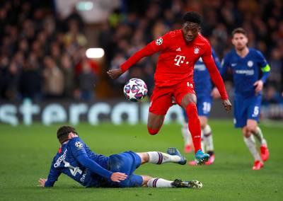 Alphonso Davies: via Ghana en Canada nu de rijzende ster in München