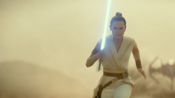 """Star Wars: The Rise of Skywalker"" (2019)."