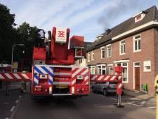 Veel schade bij woningbrand in Enschede