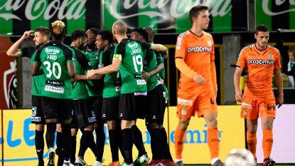 VIDEO. Cercle Brugge dient Charleroi al vijfde nederlaag toe na owngoal van Martos