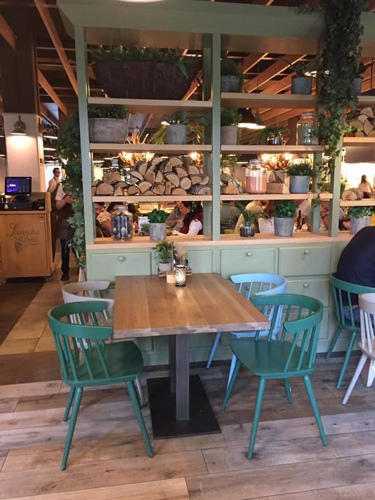 Le restaurant de l'Hôtel Loonsche Land