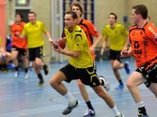 Gijs Hoeve terug in selectie handballers DFS Arnhem