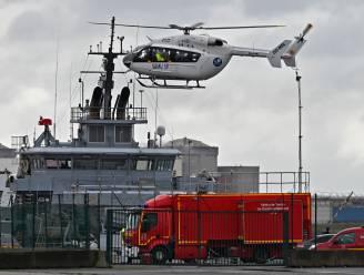 Franse justitie ondervraagt migranten na schipbreuk