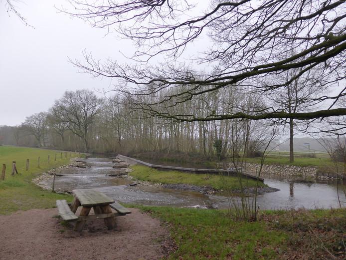 De Schuitenbeek bij Putten.
