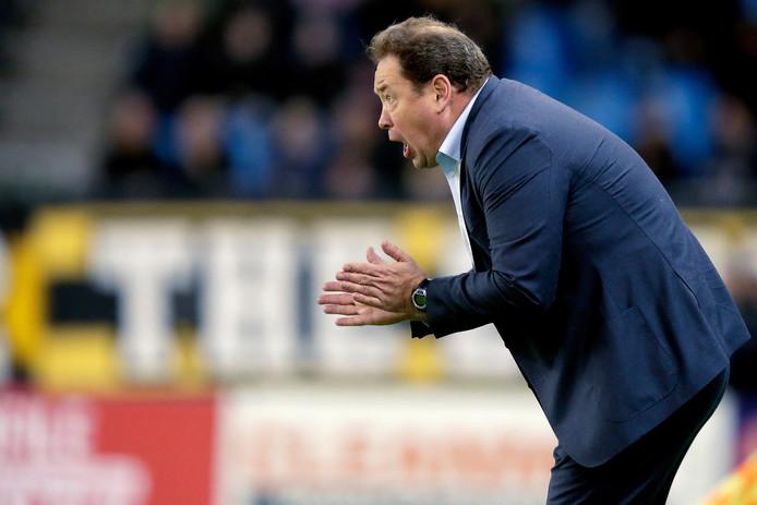 Leonid Sloetski spoort Vitesse aan.