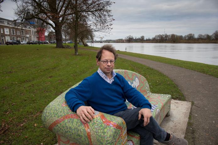 Johannes Witte is fractievoorzitter van de Partij voor een Betrouwbare en Betaalbare Overheid. Maar de partij zonder zetels stopt ermee.