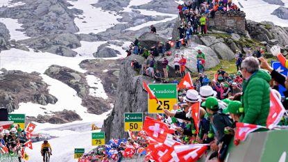 Ronde van Zwitserland afgelast wegens coronadreiging