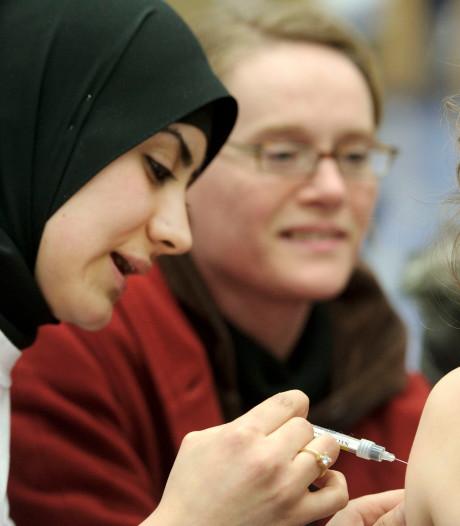 Slechts 40 procent van Haagse meisjes liet zich inenten tegen kanker
