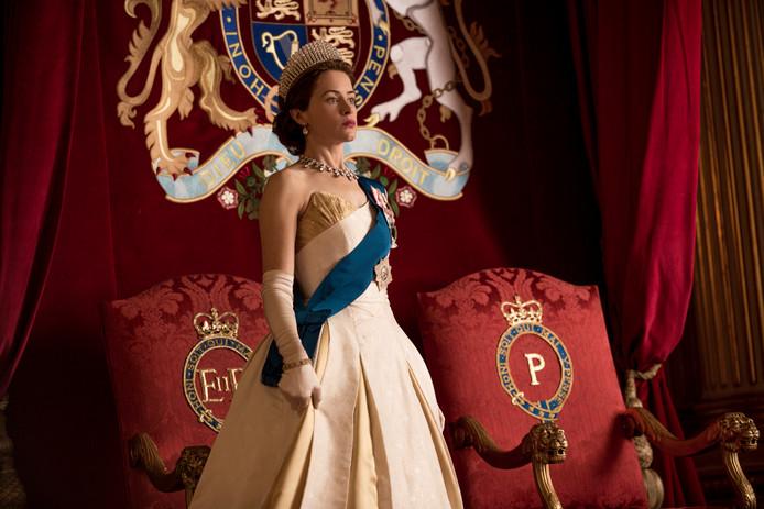 The Crown - Elizabeth