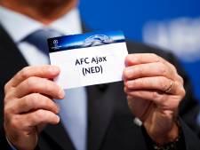 Wie treft Ajax in achtste finales Champions League?