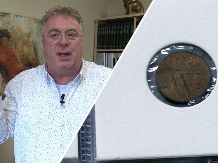 Muntenhandelaar verkoopt halve cent voor 42.000 euro: 'Net zoveel waard als een kilo goud, ongelooflijk!'
