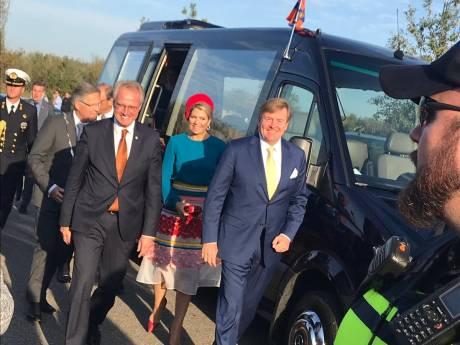 LIVE: Ze zijn in Zeeland, koning Willem-Alexander en koningin Maxima