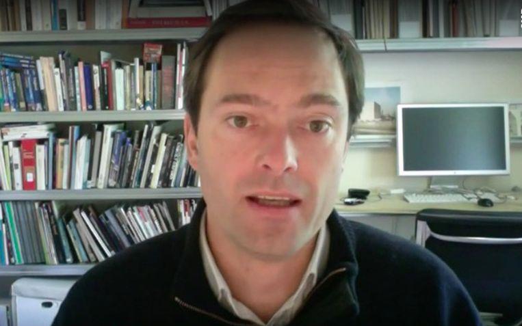 Topeconoom Jan-Emmanuel De Neve geeft les aan de universiteit van Oxford en geeft advies aan de Britse regering.