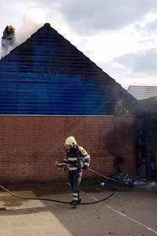 Basisschool Lieshout in brand door uit de hand gelopen kattenkwaad