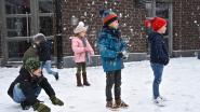 Sneeuwpret in VBS Binnenhof maar ook preventieve maatregelen
