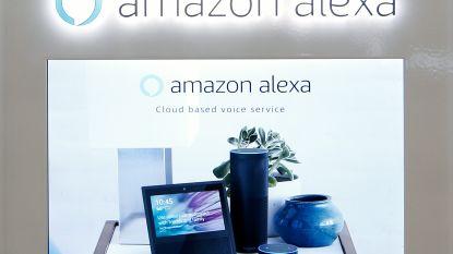 """Akkoord tussen NHS en Amazon: Britten kunnen voortaan beroep doen op """"dokter Alexa"""""""