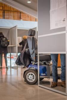 Meer dan 60 procent Arnhemse stemlokalen slecht toegankelijk voor minder validen